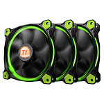 Thermaltake Riing 12 verde x3
