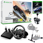 Microsoft Xbox One S (1 To) Simracing Pack