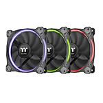 Thermaltake Riing 12 RGB Premium Edition x3