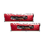 G.Skill Flare X Series Rouge 16 Go (2x 8 Go) DDR4 2400 MHz CL15