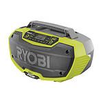 Radio de chantier stéréo bluetooth 18 V