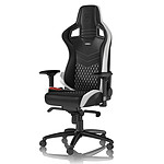 Noblechairs Epic Leather (blanco/negro)