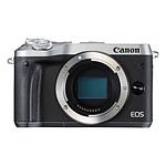 Canon EOS M6 Argent