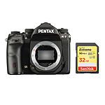 Pentax K-1 + SanDisk Carte mémoire SDHC Extreme 32 Go