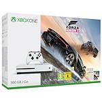 Microsoft Xbox One S (500 Go) + Forza Horizon 3