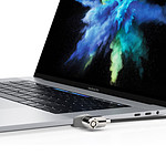 Maclocks The Ledge (MacBook Pro TB) + Keyed Cable
