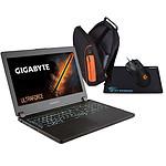 Gigabyte P35X v6 C4K55W10-FR 4K + Bonus Pack OFFERT !