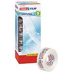tesa Film Crystal 8 rollos 33m x 19mm
