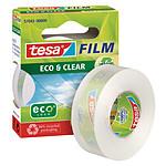 tesa Tesafilm Eco&Clear 1 rouleau 33m x 19mm
