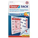 tesa TACK Transparent XL 36 pastilles