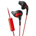 JVC HA-ENR15 Noir/Rouge