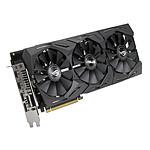 ASUS ROG STRIX AMD Radeon RX 580 8 Go OC Edition