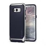 Spigen Case Neo Hybrid Argent Galaxy S8+