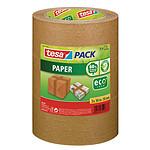 tesa Ecologo Ruban adhésif Papier Kraft 50m x 50mm x 3