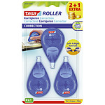 tesa Roller de Correction ecoLogo jetable x 3