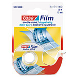 tesa tesafilm doble cara - 1 rollo + 1 dispensador