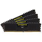 Corsair Vengeance LPX Series Low Profile 32 Go (4x 8 Go) DDR4 3200 MHz CL16
