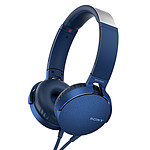 Sony MDR-XB550AP Bleu
