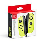 Nintendo Switch Joy-Con Droit & Gauche Jaune