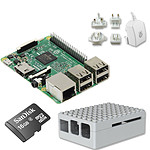 Raspberry Pi 3 Starter Kit (blanc)