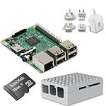 Raspberry Pi 3 Starter Kit (blanc)