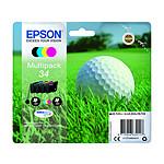 Epson Balle de Golf Multipack 34