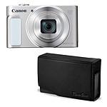 Canon PowerShot SX620 HS Argent + DCC-1500