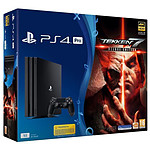 Sony PlayStation 4 Pro (1 To) + Tekken 7 : Deluxe