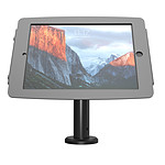 Maclocks The Rise Space iPad Kiosk Low - Noir