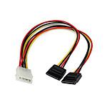 StarTech.com PYO2LP4SATA