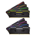 Corsair Vengeance RGB Series 128 Go (8x 16 Go) DDR4 3000 MHz CL16