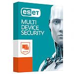ESET Multi-Device Security 2017 - 1 año 5 estaciones de trabajo
