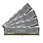 Ballistix Sport LT 64 Go (4 x 16 Go) DDR4 3000 MHz CL16