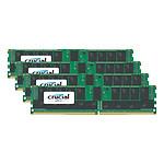 Crucial DDR4 64 Go (4 x 16 Go) 2666 MHz CL19 ECC Registered DR X4
