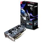 Sapphire NITRO+ Radeon RX 580 4GD5 (GDDR5 Samsung)