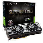 EVGA GeForce GTX 1070 SC GAMING Black Edition