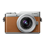 Panasonic Lumix DC-GX800 Chocolat + 12-32 mm