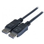 Cable DisplayPort 1.2 macho / macho (2 metros)