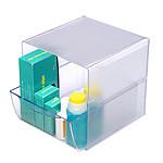 deflecto Cubo 1 Cajón de cristal (350801)
