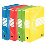 Esselte Caja de archivo estándar 80 mm x 10