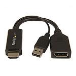 StarTech.com Adaptateur HDMI - DisplayPort