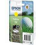 Epson Balle de Golf Jaune 34