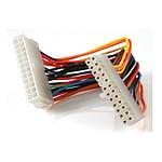 StarTech.com Câble / Rallonge d'alimentation ATX 24 broches (20 cm)