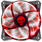 Spirit of Gamer AirFlow 120 mm Rojo