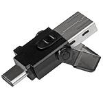 StarTech.com Lecteur/Adaptateur microSD USB 3.0 vers USB-C / USB-A