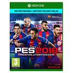 PES 2018 Premium D1 Edition (Xbox One)