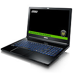 MSI WS63 7RK-802FR Workstation