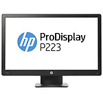 "HP 21.5"" LED - ProDisplay P223"