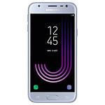 Samsung Galaxy J3 2017 Bleu/Argent - Reconditionné
