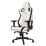 Noblechairs Epic (blanco/negro)